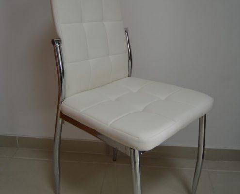 Μεταλλική καρέκλα κουζίνας Νο 2014-1