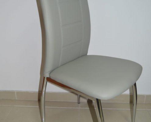 Μεταλλική καρέκλα κουζίνας Νο 2136