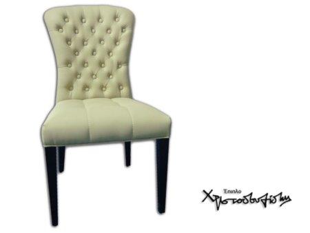 Καρέκλα τραπεζαρίας Queen