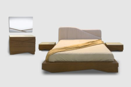 Κρεβατοκάμαρα Timber