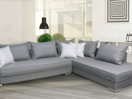 Καναπές Γωνιακός New Fashion
