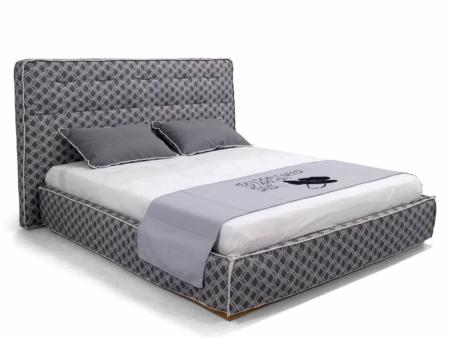 Κρεβάτι Ντυμένο Cactus